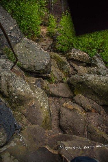 Großvaterfelsen Teufelsmauer