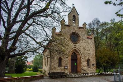 Kirche in Stecklenberg