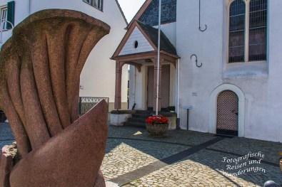 "Skulptur ""Vergänglichkeit"""