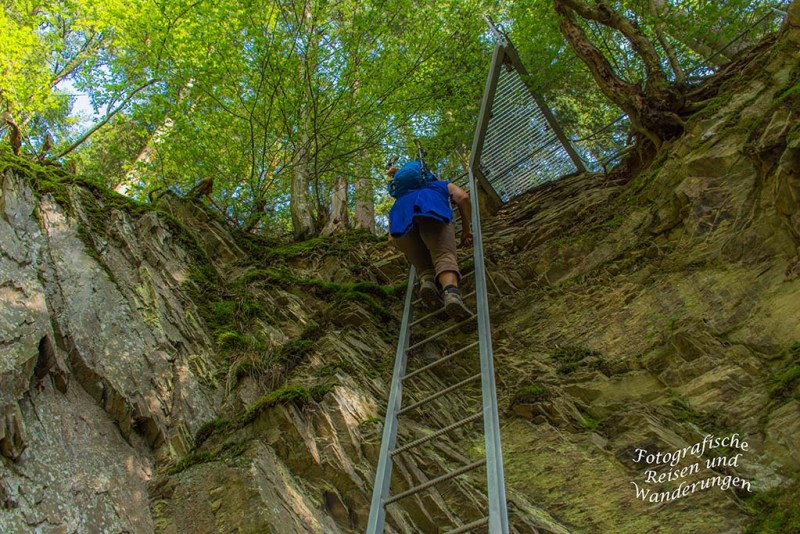 Layensteig Stimmiger Berg (253) - Kletternde Wanderschnecken