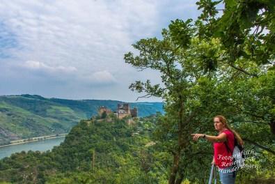 Tanja und die Schönburg