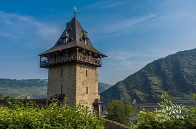 Kuhhirtenturm mit der Zugbrücke