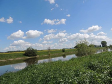 Entlang der Weser (c) Corinna Will Gemeinde Kalletal