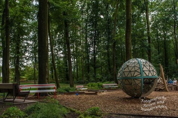 Spielplatz Elfenhein - Landesgartenschau Bad Lippspringe 2017