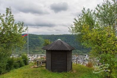Domgartenhütte Rückansicht