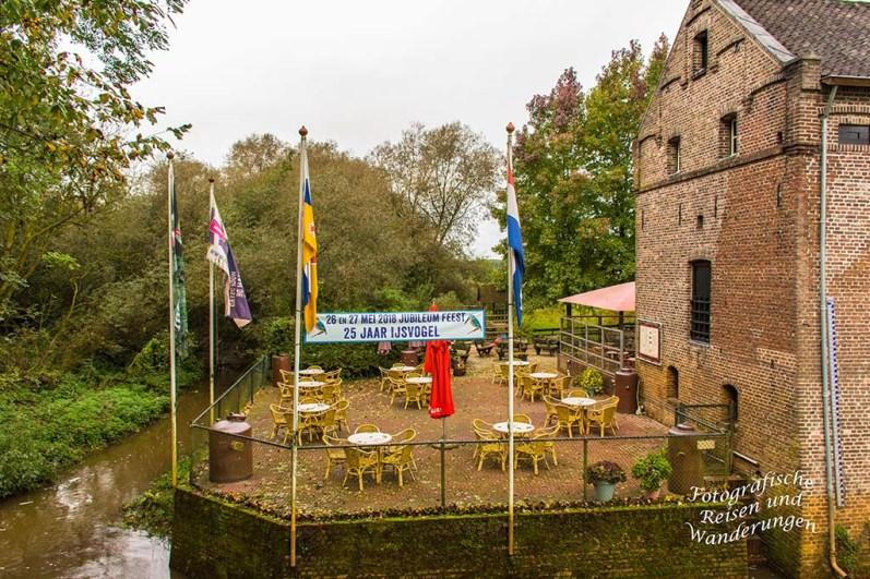 Terrasse Wijmarse Watermolen
