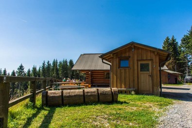 Schwedenhütte am Altlastenberg