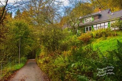 Attraktives Haus auf einem Hügel