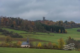 Blick auf den Booser Eifelturm
