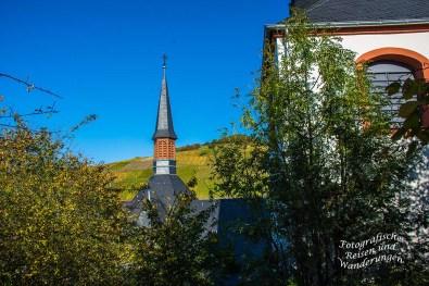 Kirche in Veldenz