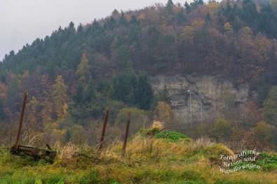 Steinbruch in Rieden