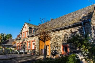 Beeindruckendes Haus aus Bruchstein in Hunolstein(Morbach)