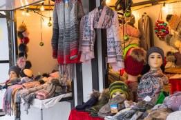 Adventsmarkt am Altenberger Dom- Strickwaren