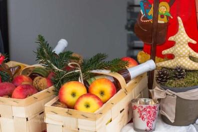 Adventsmarkt am Altenberger Dom- Gesundheit im Körbchen