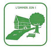 Symbol den Wanderweges L´OMMER JON
