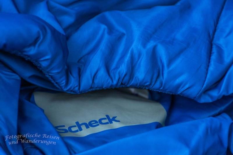 Scheck - Stepp Weste
