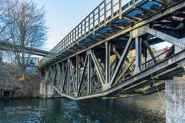 Fischbauchbrücke- Beyenburg