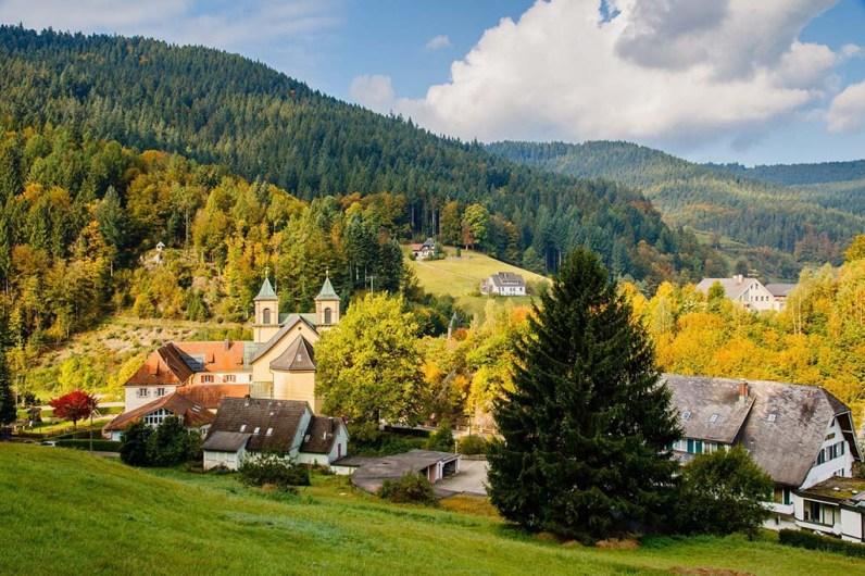Wallfahrtskirche Bad Rippoldsau - (c) Rainer Motte