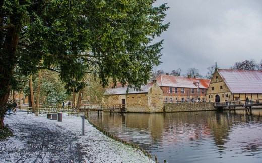 Burg Vischeringim Münsterland