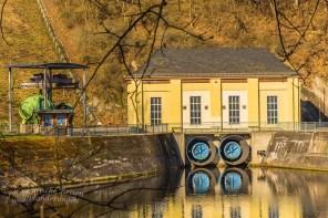 Wasserkraftwerk Schwammenauel