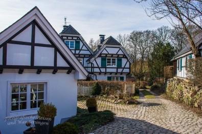 Burscheid Bellinghausen - Burscheider Schluchtenpfad