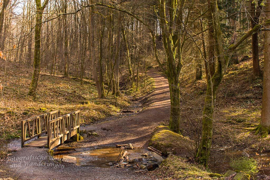 Wandern im Gelpetal und Ronsdorfer Talsperre