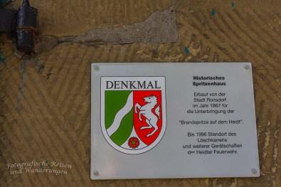 Baudenkmal in Heidt