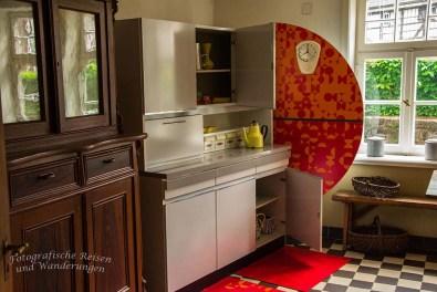 Die Küchenzeile der Moderne