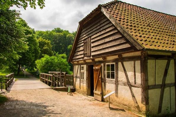 Wassermühle Freilichtmuseum Detmold