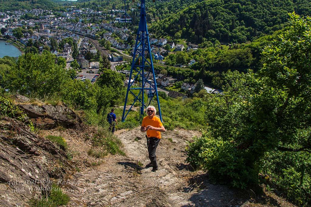 Klettersteig Mittelrhein : Klettersteigen vol mittelrhein klettersteig boppard green