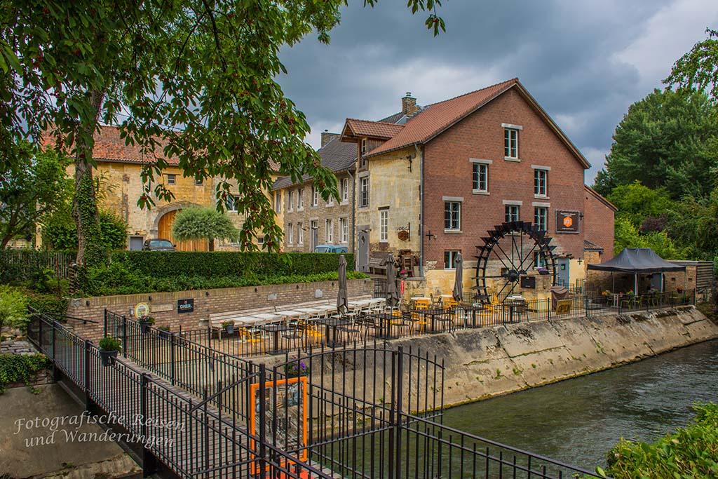 Brasserie Moulin Loverix in Maastricht