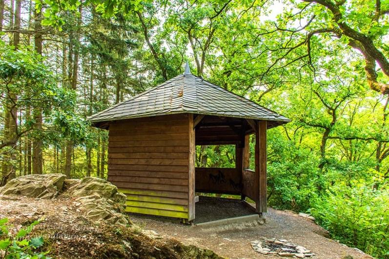Schutzhütte Oskarhöhe