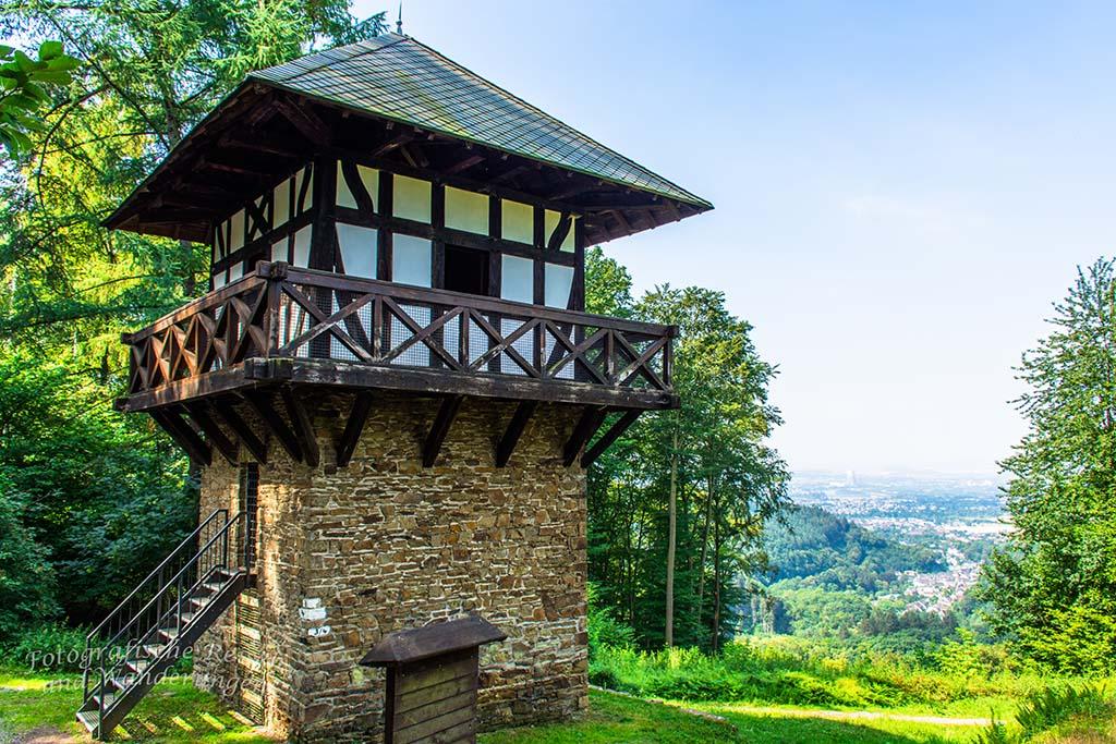 Römerturm auf dem Pulverberg