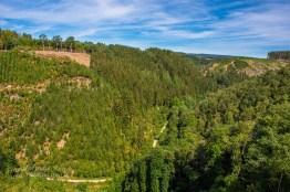 Hohes Venn_Wasserfall von Bayonne und Burg Reinhardstein (125)