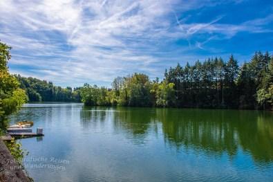 Hohes Venn_Wasserfall von Bayonne und Burg Reinhardstein (69)