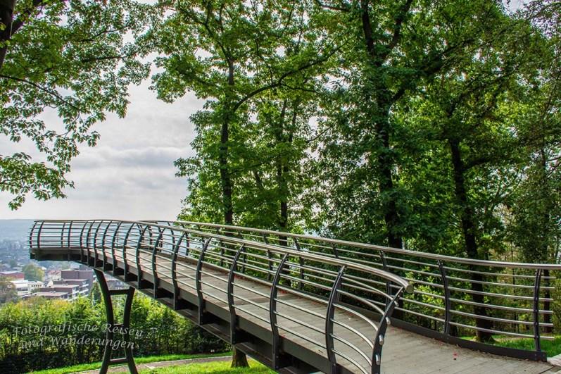 Skywalk Wuppertal Nordpark