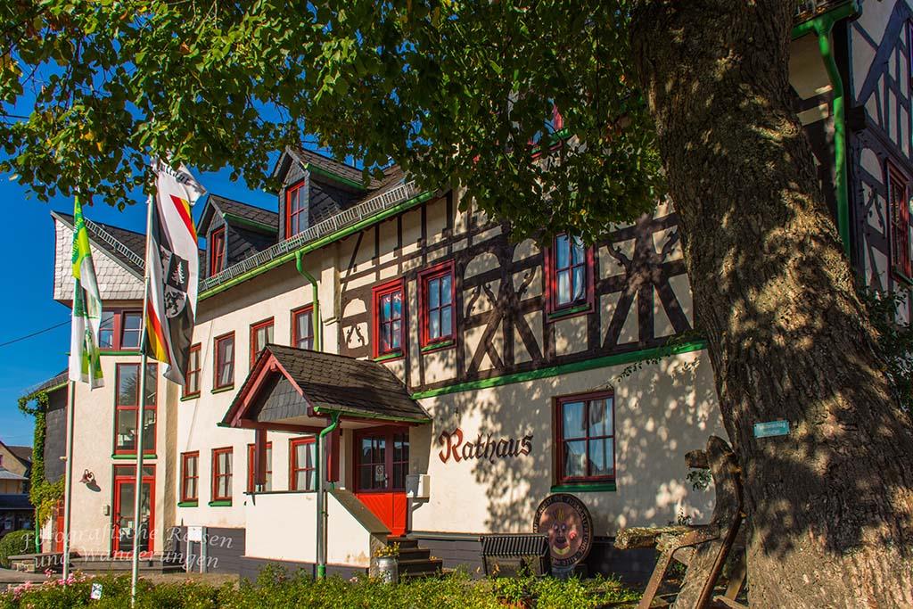 Rathausgebäude Irmtraut