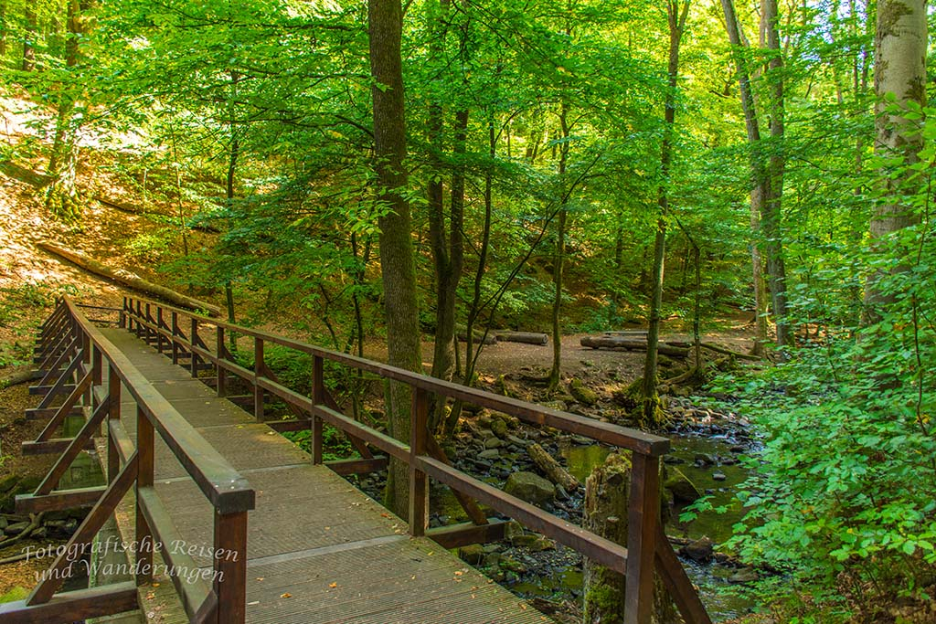 Brücke am Holzbach