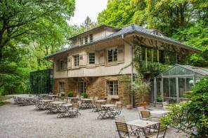 Cafe im Skulpturenpark Waldfrieden