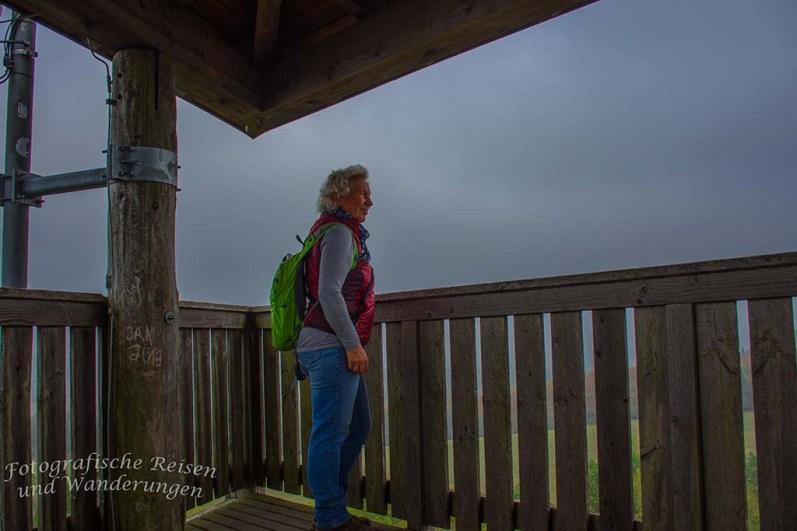 Oben auf dem Eifelturm Boos