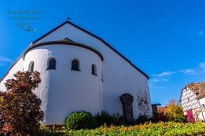 Kirche mit wunderschöner Malerei