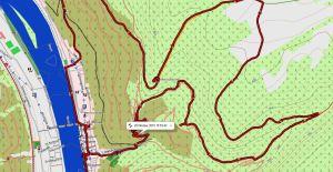 Kartenausschnitt Open Streetmap
