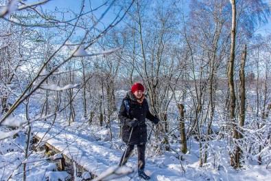 Schneewanderung in Muetzenich (38)
