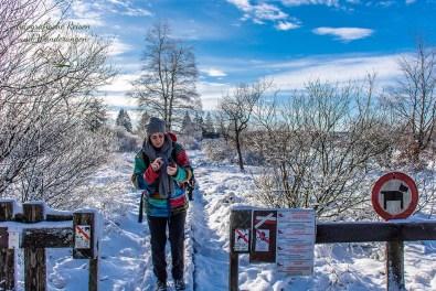 Schneewanderung in Muetzenich (66)