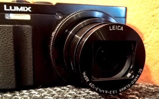 Einstellungen meiner Kompaktkamera