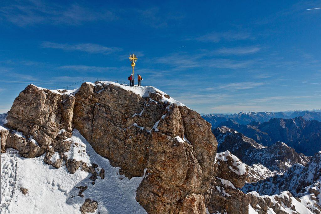Mein erstes Mal - Alpenpanorama