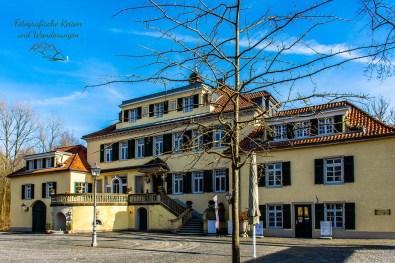 Schloss Eulenbroich - Kleine Rundwanderung in Rösrath