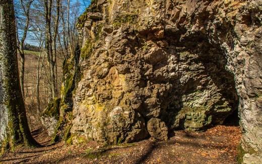 Eifelschleife Fuchshöhle