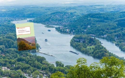 Lieblingsplätze zum entdecken Siebengebirge und Drachenfelser Ländchen