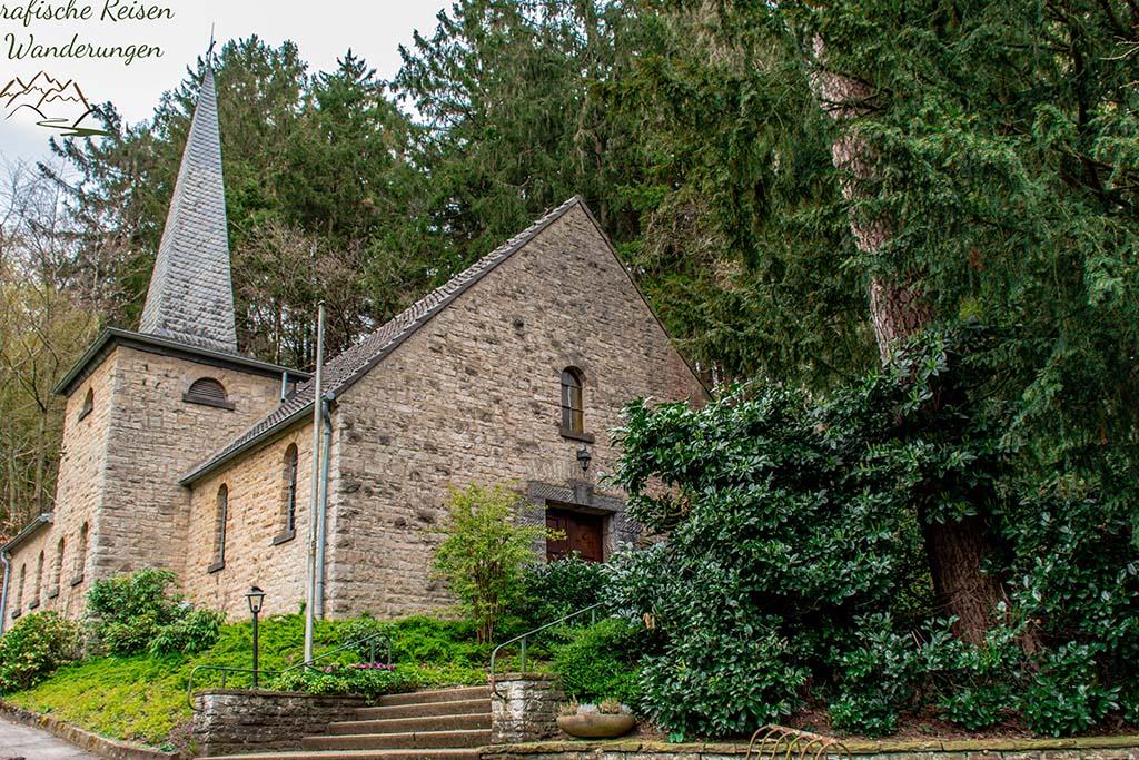 Kapelle St. Bernhard in Friesenrath, eingeweiht 25. Juni 1939
